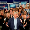 Harper says booze ban