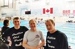 Orillia swimmer sets national records