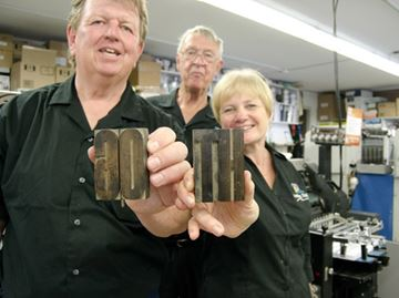 Sixty and Carruthers Printing still going strong in Smithville
