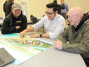 Public gets final look at Wasaga downtown master plan
