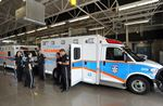 Paramedic station
