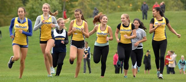 hamilton cross country meet