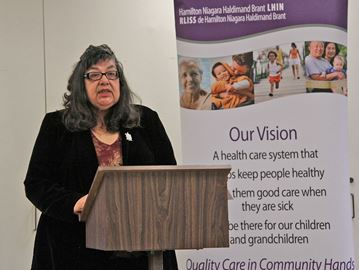 Brant Six Nations Health Link launches