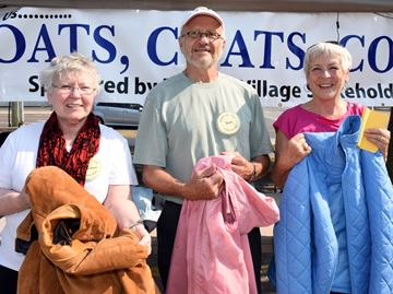 Coat donations for annual Oakville coat giveaway event accepted until Oct. 16