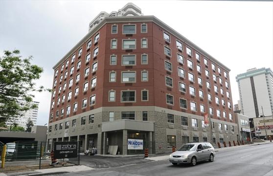 Hamilton West Apartments