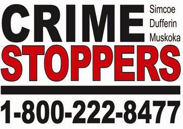 Crime Stoppers Simcoe Dufferin Muskoka