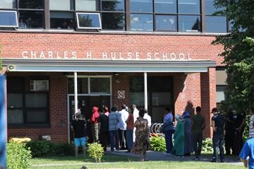 Pesticide spraying prompts closure of Charles H. Hulse Public School