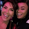 Blac Chyna joins Kardashians at Khloe's birthday bash -Image1