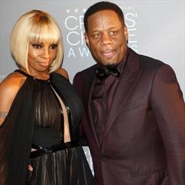 Mary J Blige files for divorce-Image1