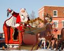 Santa in Campbellford