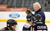 Sittler and Clark coach Brampton teams