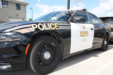 Town employee attacked with machete