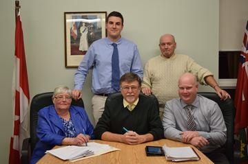 2014-18 Sundridge Council