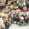 Midland novice Centennials win Nobleking tournament