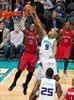 Jefferson, Hornets top Raptors 103-94 in tech-filled game-Image1
