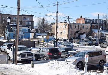 Wilson Street parking lot