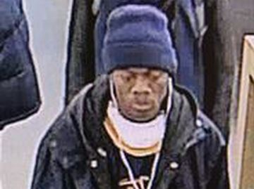 Eaton Centre sex assault suspect