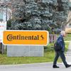 Continental plant closing