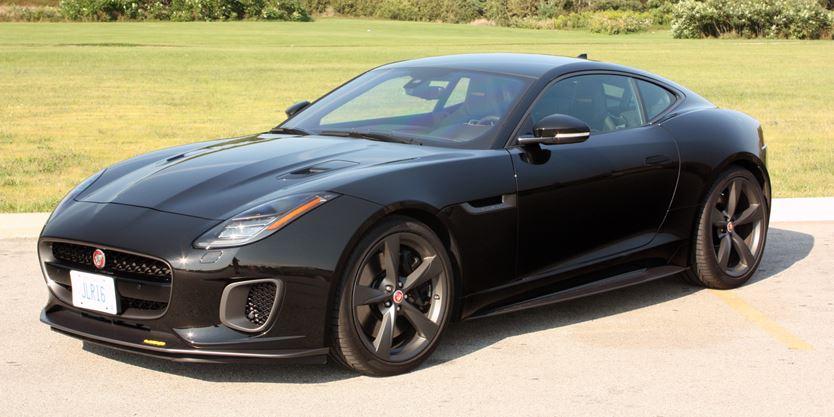 jaguar f type 400 sport packs a punch. Black Bedroom Furniture Sets. Home Design Ideas