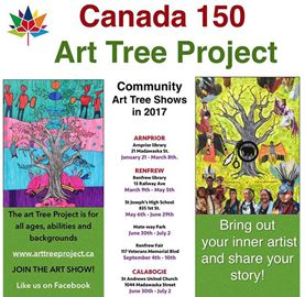 Art Tree Project shows