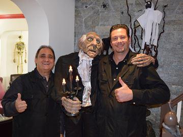 Halloween at Stittsville Barber Shop