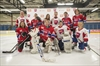 VIDEO: JUNO cup players hit the ice