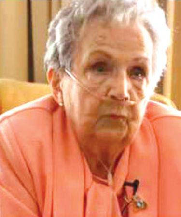 Former regional councillor Lois Hancey