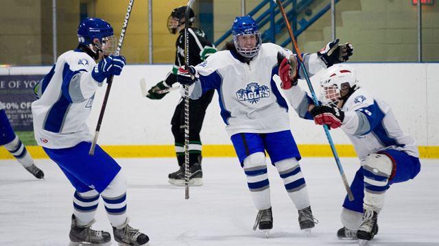 Abbey Park edges Blakelock once again to earn return trip to OFSAA hockey
