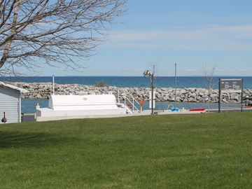 Government investing in Meaford coast guard station