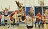 Halton junior girls volleyball championships