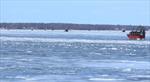 Deteriorating ice