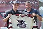 Nick Grima Signs With Petes