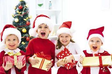 Christmas kids