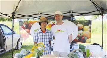 Meet your market vendor: Long Road Ecological Farm– Image 1