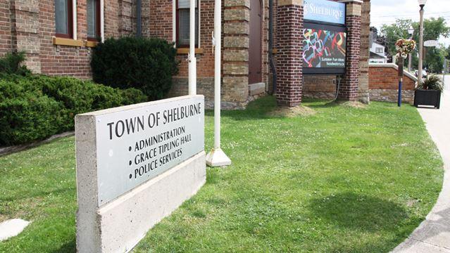 Shelburn Council salaries and expenses