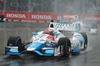 Hinchcliffe to race twice Sunday after Indy race rained out