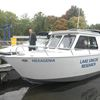 Conservation authority unveils research vessel