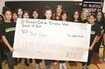 Milton St. Benedict band's support of mental health ROCK solid