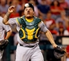 Calhoun homers to help Angels complete sweep of A's-Image6