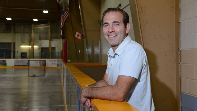 Oakville massage therapist to work for NHL's Calgary Flames