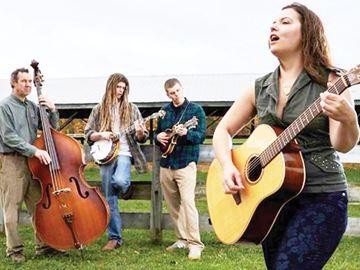Orillia bluegrass band makes Mariposa debut
