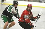 Ajax Ironheads vs. Clarington Green Gaels