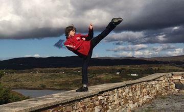 High kicking in Ireland