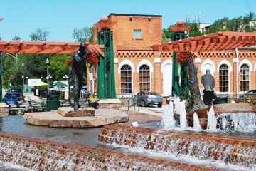 Augustus Jones Fountain