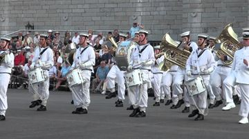 The annual Fort Henry Tattoo takes place on July 25.