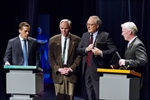 P.E.I. party leaders focus on trust in debate-Image1