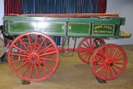 Weston Historical Society Wagon