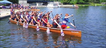 Rideau Canoe Club paddles to provincial champ win– Image 1