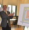 Residents get first look at new Collingwood/Wasaga French school site/ design