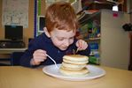 Flapjack stack